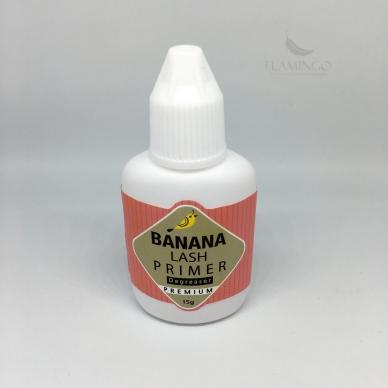 Blakstienų nuriebalintojas Banana 15ml