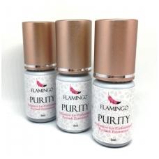 Flamingo Purity blakstienų klijai 5ml