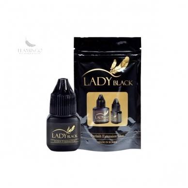 Lady Black blakstienų klijai 5ml